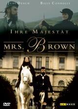 Ihre Majestät Mrs. Brown - Poster