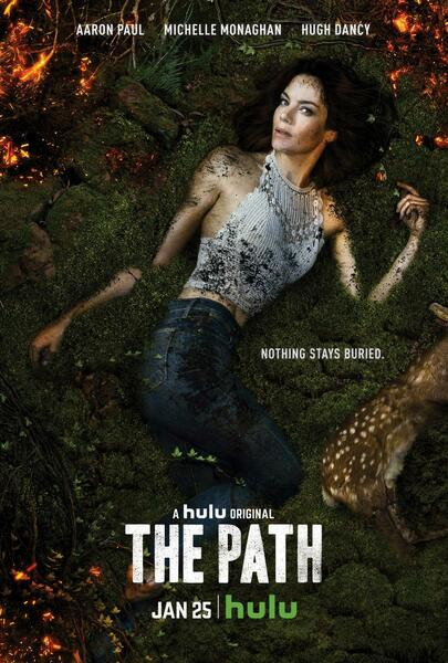 Michelle Monaghan als Sarah Lane in The Path - Bild 2 von 3