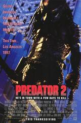 Predator 2 - Poster