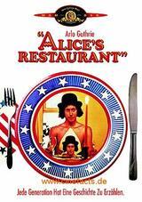 Alice's Restaurant - Poster