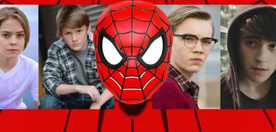 Auf der Suche nach Spider-Man