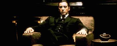 Al Pacino ist Michael Corleone