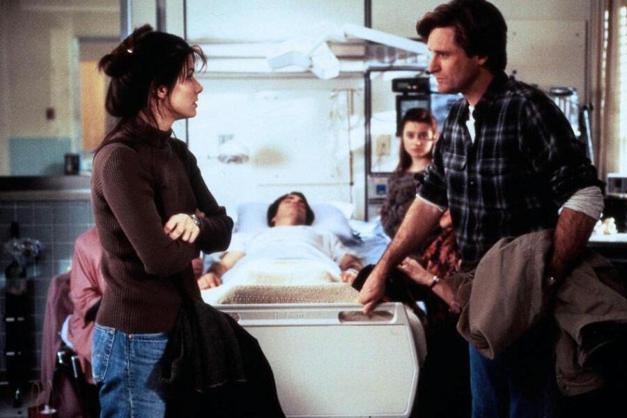 Während Du schliefst mit Sandra Bullock und Bill Pullman