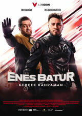 Enes Batur - Gercek Kahraman - Poster