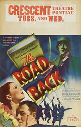 The Road Back - Poster