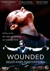 Wounded - Beute eines Psychopathen - Poster