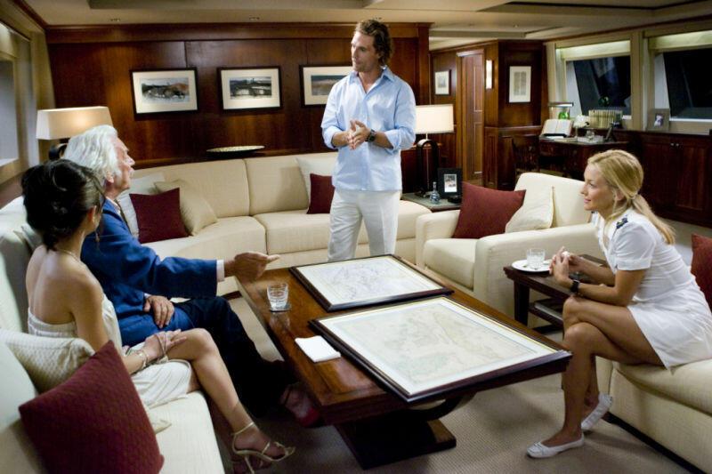 Ein Schatz zum Verlieben mit Matthew McConaughey, Donald Sutherland und Kate Hudson
