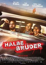 Halbe Brüder - Poster