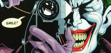 Bild zu:  Cover zu Batman: The Killing Joke