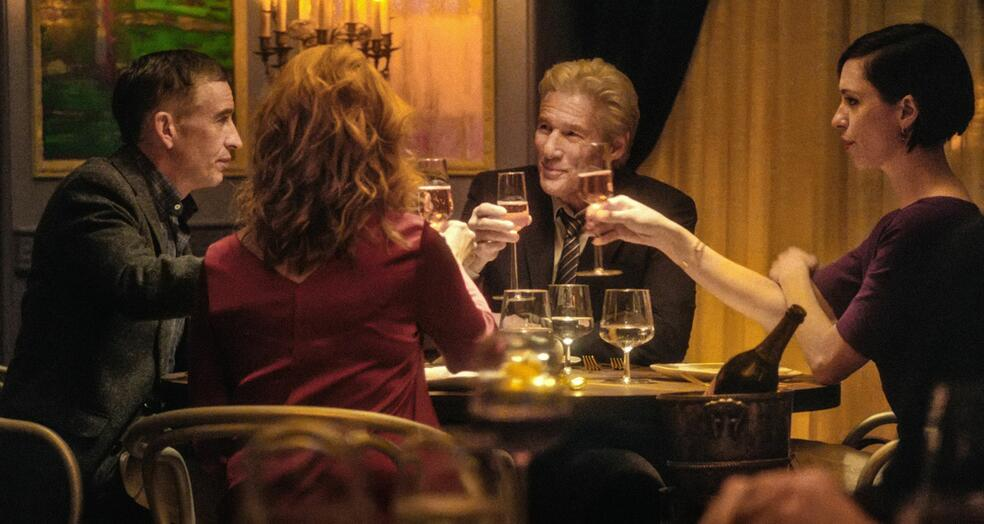 The Dinner mit Richard Gere, Rebecca Hall und Steve Coogan