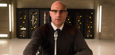 Mark Strong in Kingsman 2