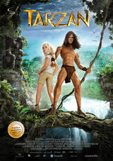 Tarzan 3D - Poster