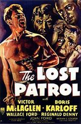 Die letzte Patrouille - Poster