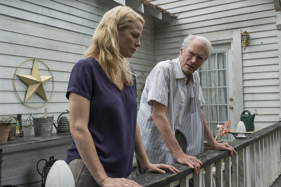 The Mule mit Clint Eastwood und Alison Eastwood