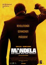 Mandela: Der lange Weg zur Freiheit - Poster