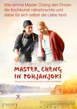 Master Cheng in Pohjanjoki - Poster