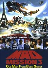 Mad Mission, Part 3 - Our Man from Bond Street - Poster