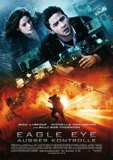 Eagle Eye - Außer Kontrolle - Poster