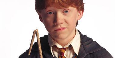 Harry Potter und die Kammer des Schreckens: Rupert Grint als Ron Weasley