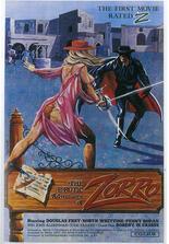 Zorro - spitz wie sein Degen