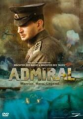 Admiral - Warrior. Hero. Legend.