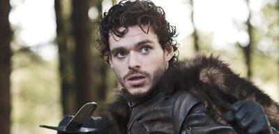 Richard Madden als Robb Stark in Game of Thrones