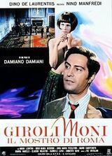 Girolimoni - Das Ungeheuer von Rom - Poster