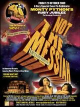 Monty Python: Not the Messiah (He's a Very Naughty Boy) - Poster
