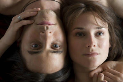 Familiäre Stimmung beim Dreh: Jared Leto und Diane Kruger