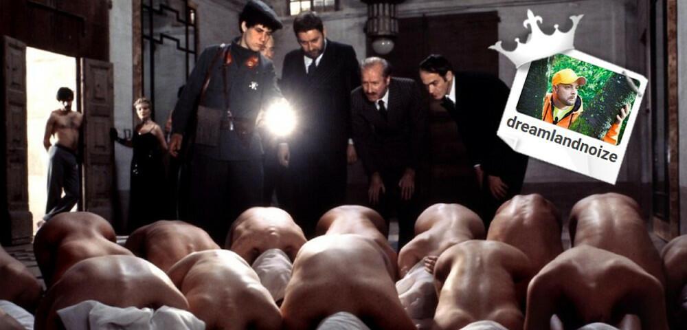 Die perverse Ruhe des Skandals