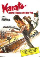 Karato - Seine Fäuste sind der Tod - Poster