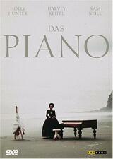 Das Piano - Poster