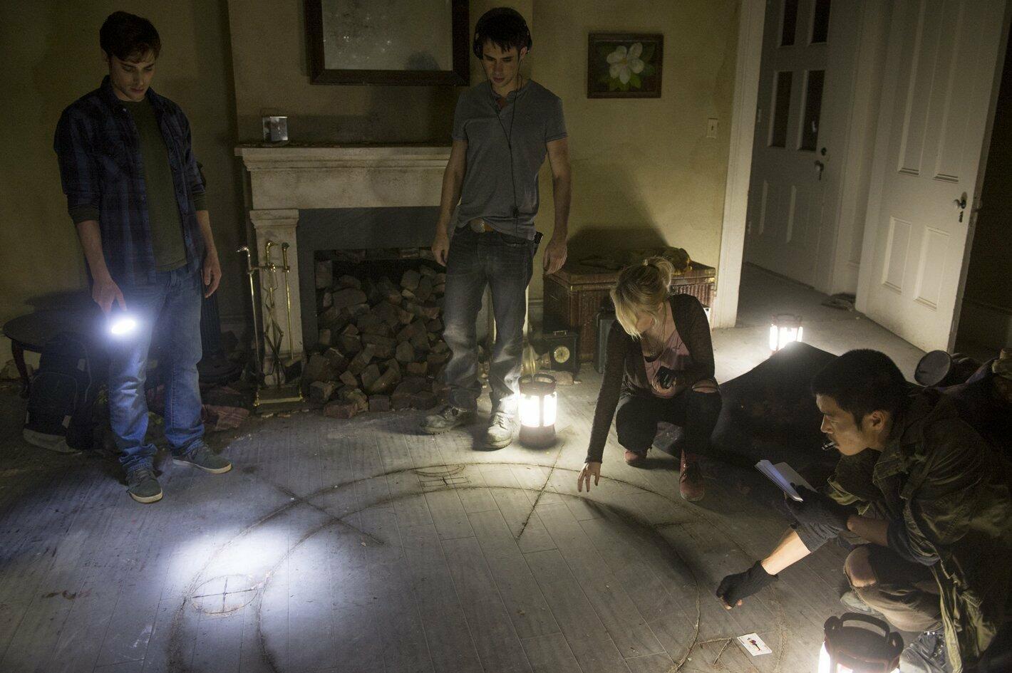 Demonic Haus Des Horrors Stream