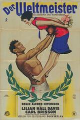 Der Weltmeister - Poster