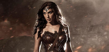 Bild zu:  Gal Gadot als Wonder Woman