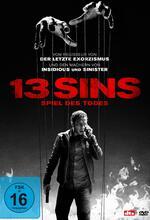 13 Sins - Spiel des Todes Poster
