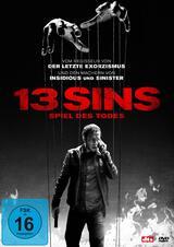 13 Sins - Spiel des Todes - Poster