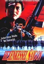 City Wolf III - Hexenkessel Saigon