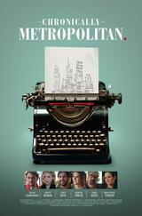Chronically Metropolitan - Poster