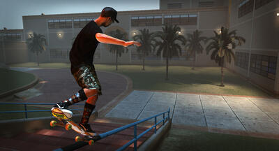 Tony Hawk's Pro Skater HD erschien 2012.