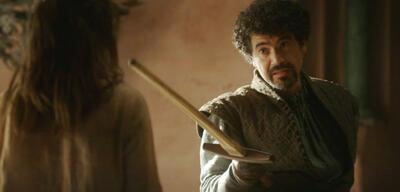 Miltos Yerolemou als Syrio Forel in Game of Thrones