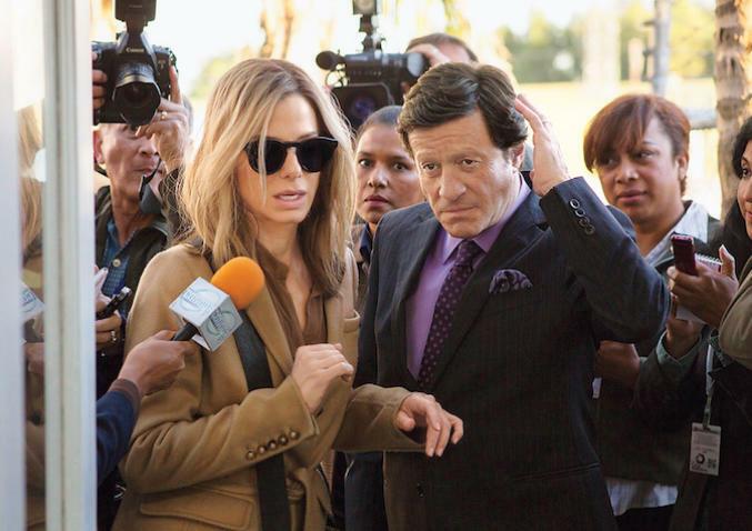 Die Wahlkämpferin mit Sandra Bullock