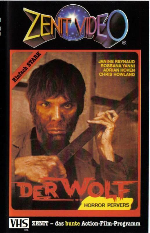Der Wolf - Horror pervers