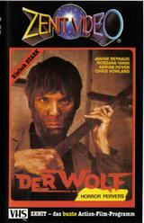 Der Wolf - Horror pervers - Poster