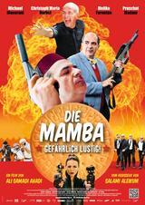 Die Mamba - Poster