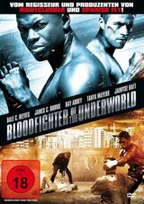 Bloodfighter of the Underworld - Poster