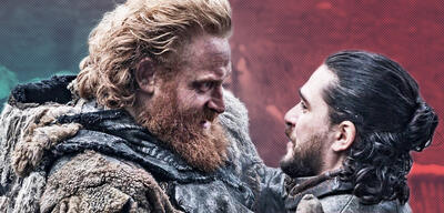 Game of Thrones: Tormund und Jon