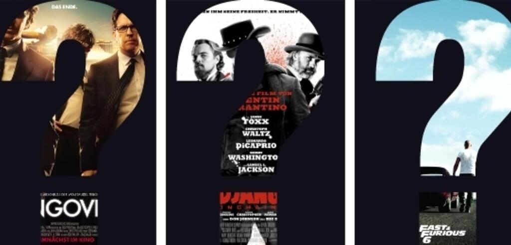 Top 10 der erfolgreichsten Filme 2013 in Deutschland