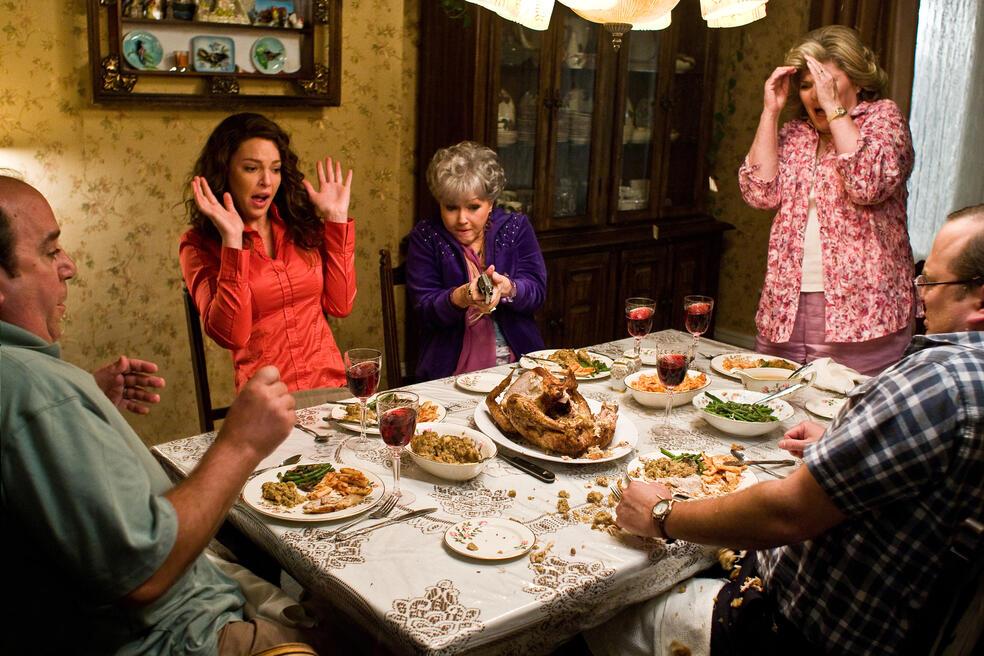 Einmal ist keinmal mit Katherine Heigl und Debbie Reynolds