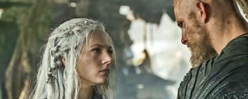 Vikings: Lagertha und Björn